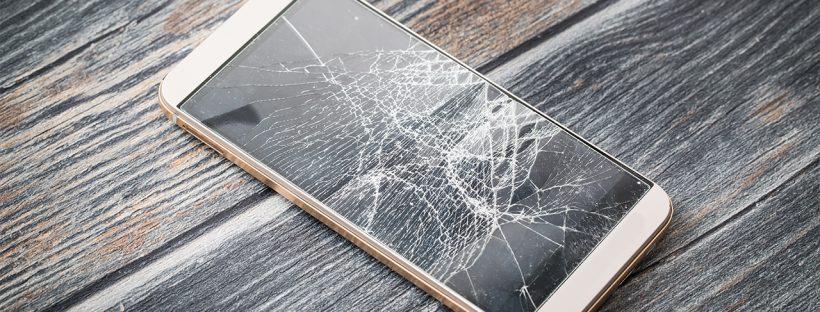 携帯電話修理